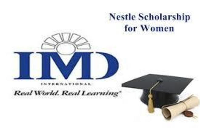 Зарлал: Switzerland Nestlé MBA Scholarships for Women