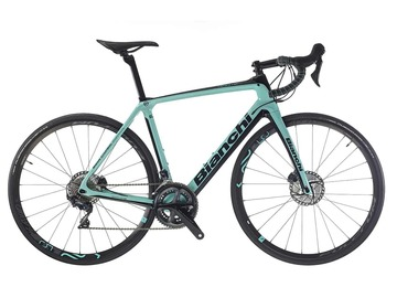 Renting out with online payment: Noleggio Bici BIANCHI INFINITO CV Disc 2020 - Bellagio