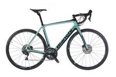 Affitto con pagamento online: Noleggio Bici BIANCHI INFINITO CV Disc 2020 - Bellagio