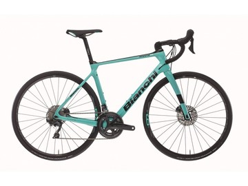 Renting out with online payment: Noleggio Bici BIANCHI INFINITO XE Disc 2020 - Bellagio