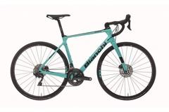Affitto con pagamento online: Noleggio Bici BIANCHI INFINITO XE Disc 2020 - Bellagio