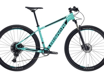 Renting out with online payment: Noleggio Bici MTB Bianchi Magma 9S 2020 - Bellagio