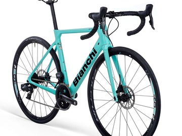 Renting out with online payment: Noleggio Bici BIANCHI SPRINT Disc 2020 - Bellagio