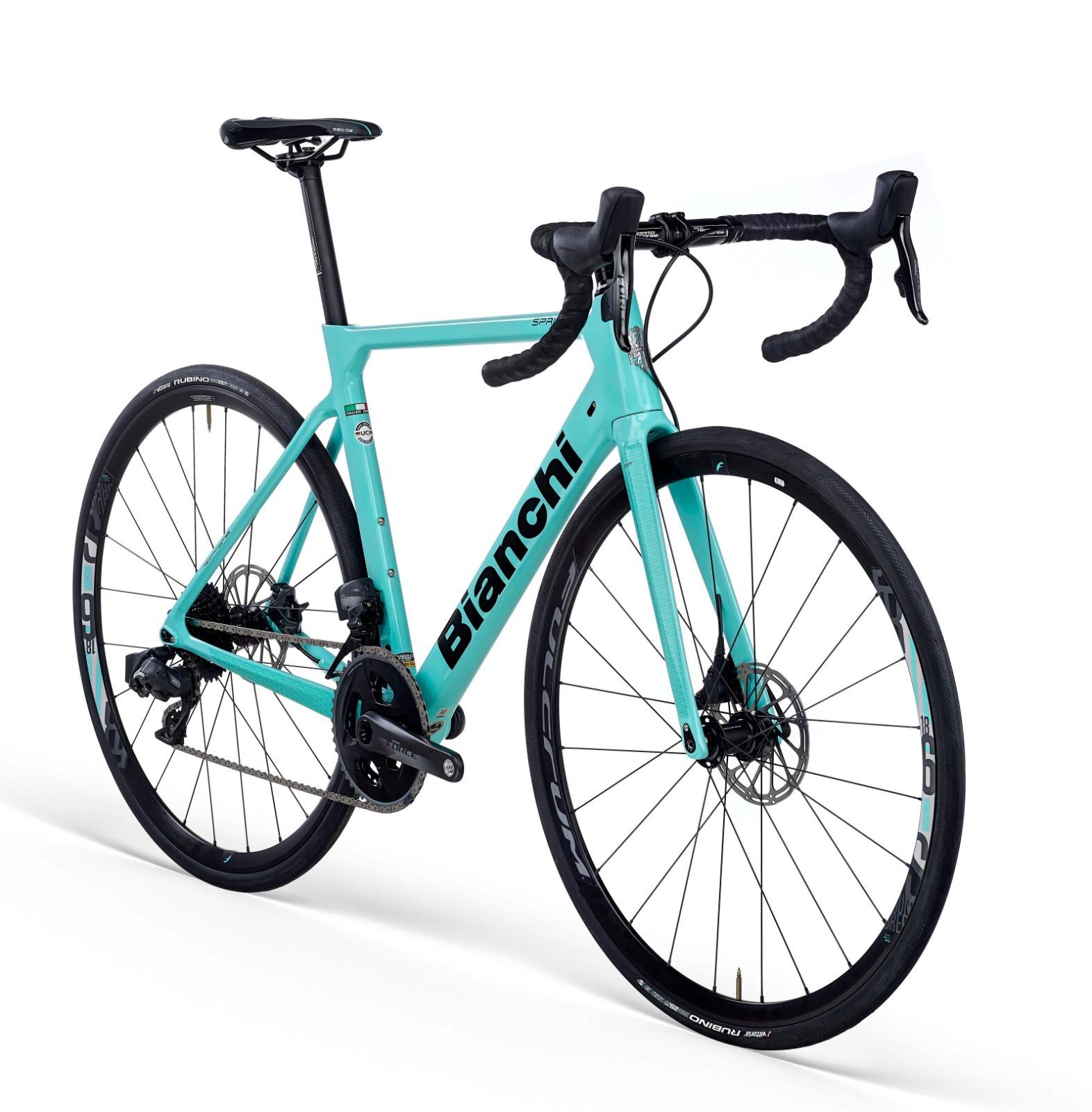 Noleggio Bici BIANCHI SPRINT Disc 2020 - Bellagio