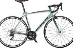 Affitto con pagamento online: Noleggio Bici BIANCHI IMPULSO 2018 - Bellagio