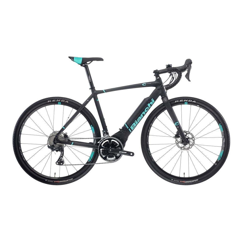 Noleggio Bici BIANCHI IMPULSO E-ROAD 2020 - Bellagio