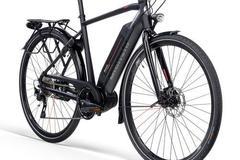 Affitto con pagamento online: Noleggio Bici BIANCHI E-SPILLO ACTIVE 2020 - Bellagio
