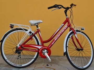 Affitto con pagamento online: CITY BIKE Classica - Noleggio bici Bibione
