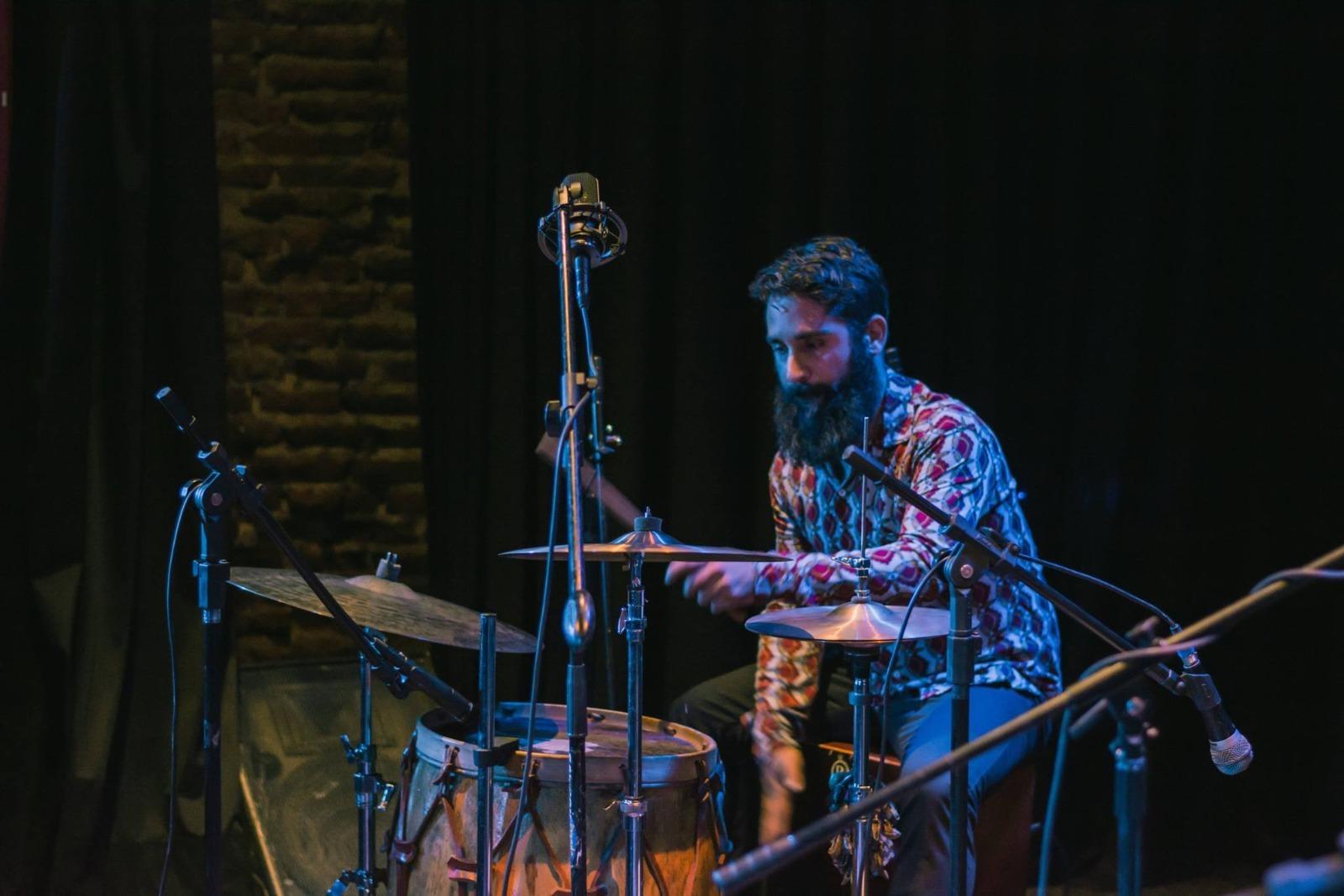Percusionista de sesion /grabaciones online/clases de percusion