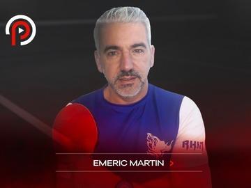 Paid: Emeric Martin