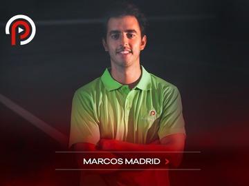 Paid: MARCOS MADRID (PELOBIEN)