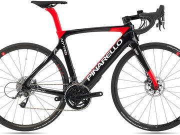 Affitto con pagamento online: PINARELLO NYTRO E-ROAD BIKE - Noleggio eroad bike Bormio