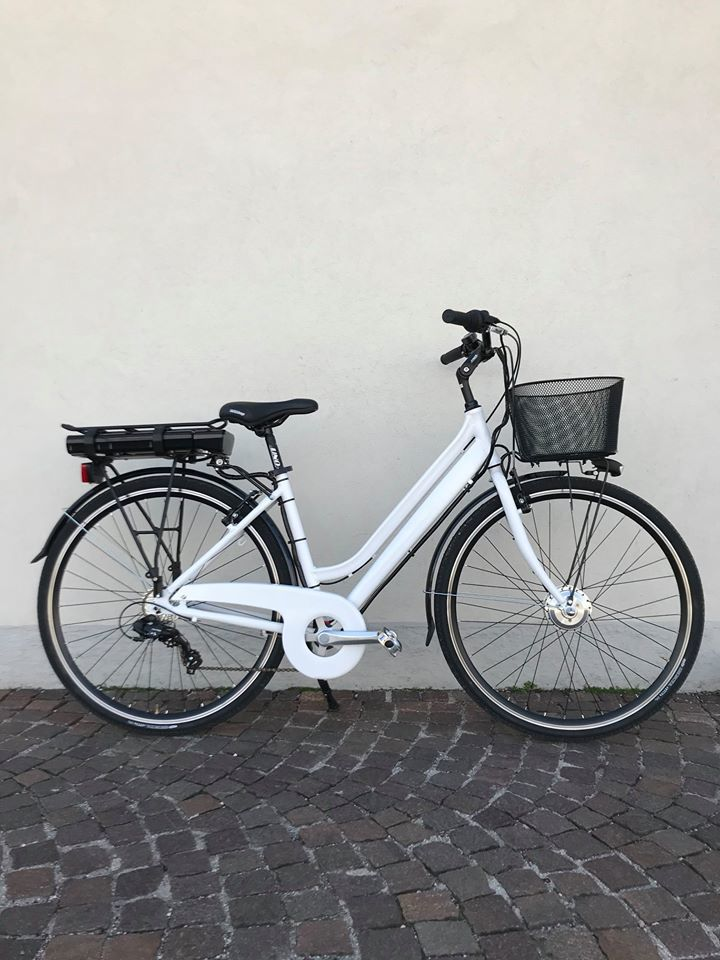 E-CITY BIKE Adulto - Noleggio ecity bike Mira, VE