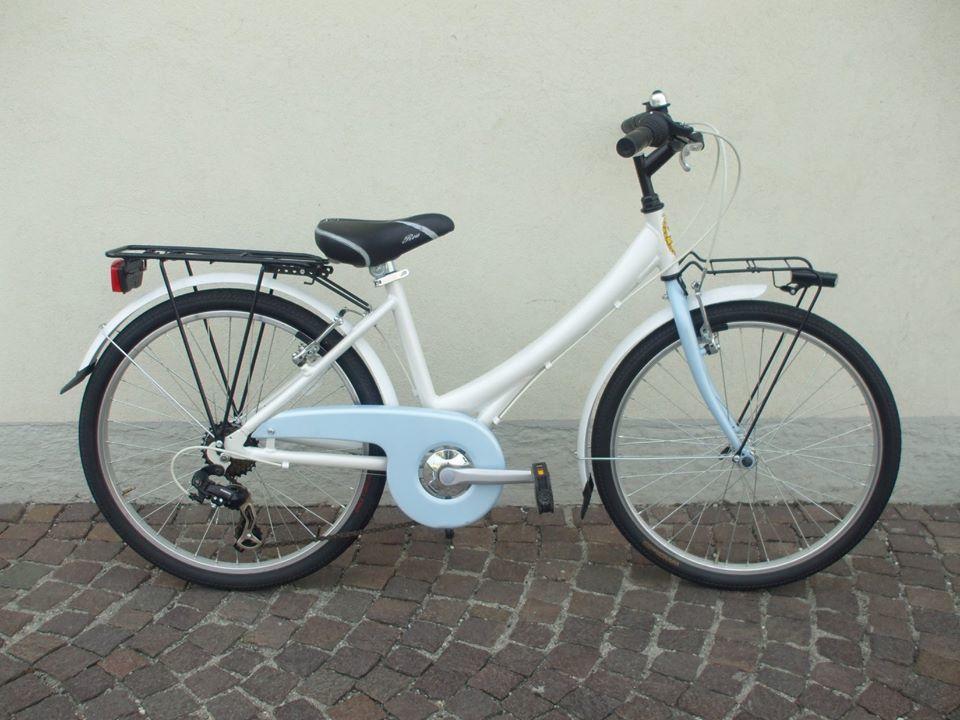 CITY BIKE CLASSICA Bimbo - Noleggio bici bambino Mira, VE
