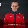 Consultation: SARAH DE NUTTE