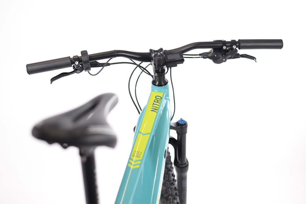 EMTB ALPEK Nitro Comp Jr - Noleggio bici E-Mtb Sestriere