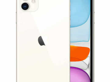 Online checkout and shipping: iPhone 11 128GB Unlocked White