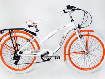 Affitto con pagamento online: CRUISER - Noleggio Bici Bibione