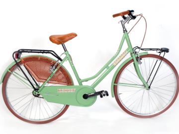 Affitto con pagamento online: CITY BIKE HOLLAND (Donna) - Noleggio Bici Bibione