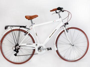 Affitto con pagamento online: CITY BIKE BRITISH (Uomo) - Noleggio Bici Bibione
