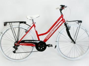 Affitto con pagamento online: CTB (Donna) - Noleggio Bici Bibione