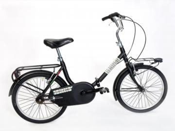 Affitto con pagamento online: CITY BIKE PIEGHEVOLE - Noleggio Bici Bibione
