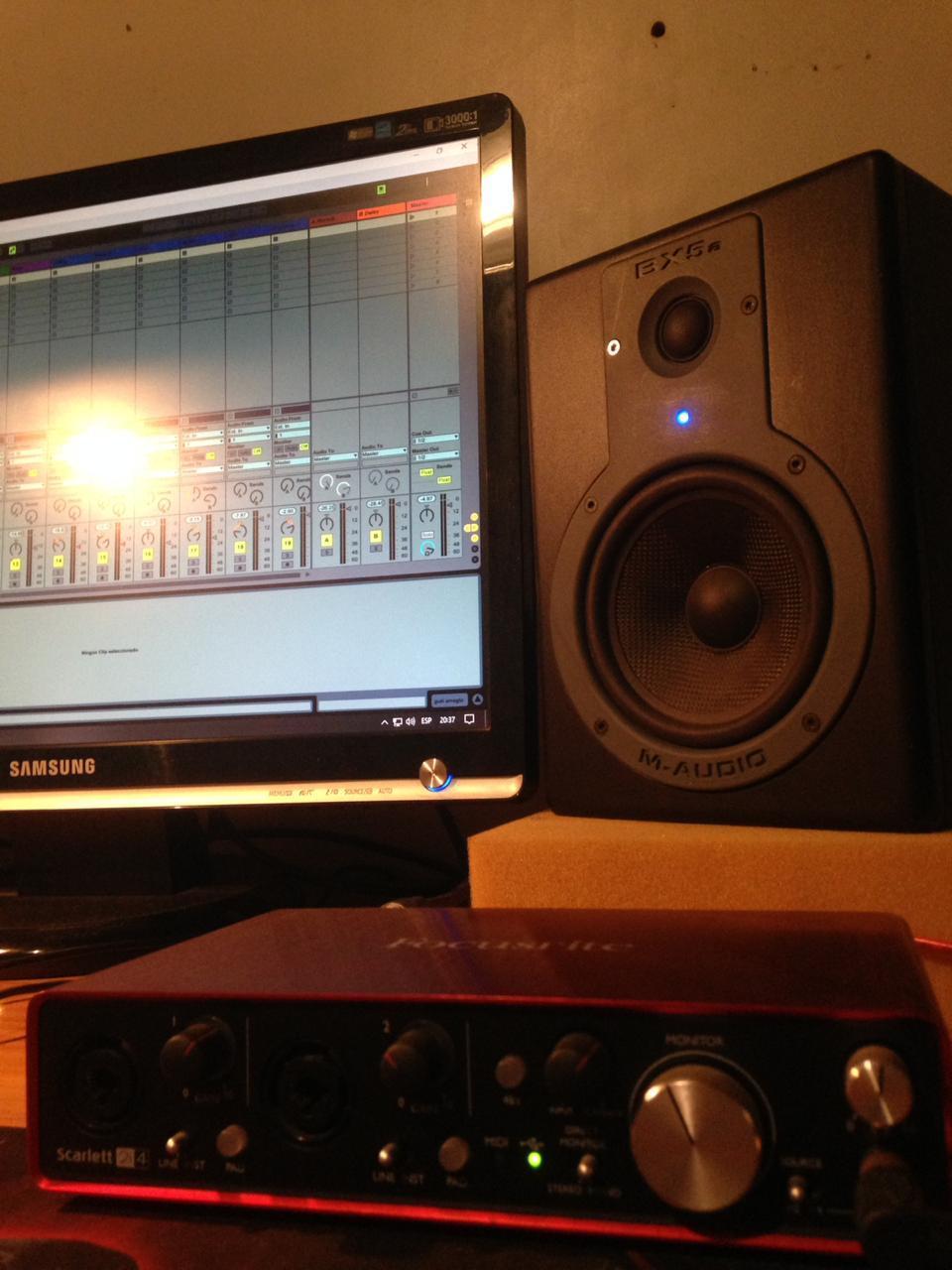 Producción Musical - Composición