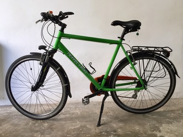 Affitto con pagamento online: TREKKING BIKE Uomo - Noleggio bici Venezia