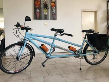 Affitto con pagamento online: TANDEM - Noleggio bici Venezia