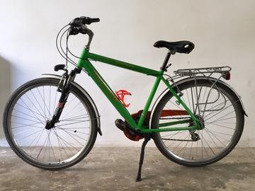 Affitto con pagamento online: CITY BIKE CLASSICA 28'' Uomo - Noleggio bici Venezia