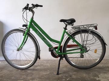 Affitto con pagamento online: CITY BIKE CLASSICA Donna - Noleggio bici Venezia