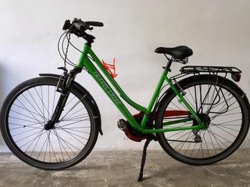 Affitto con pagamento online: TREKKING BIKE Donna - Noleggio bici Venezia