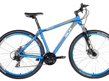 Affitto con pagamento online: MTB SCHIANO - Noleggio bici Novara