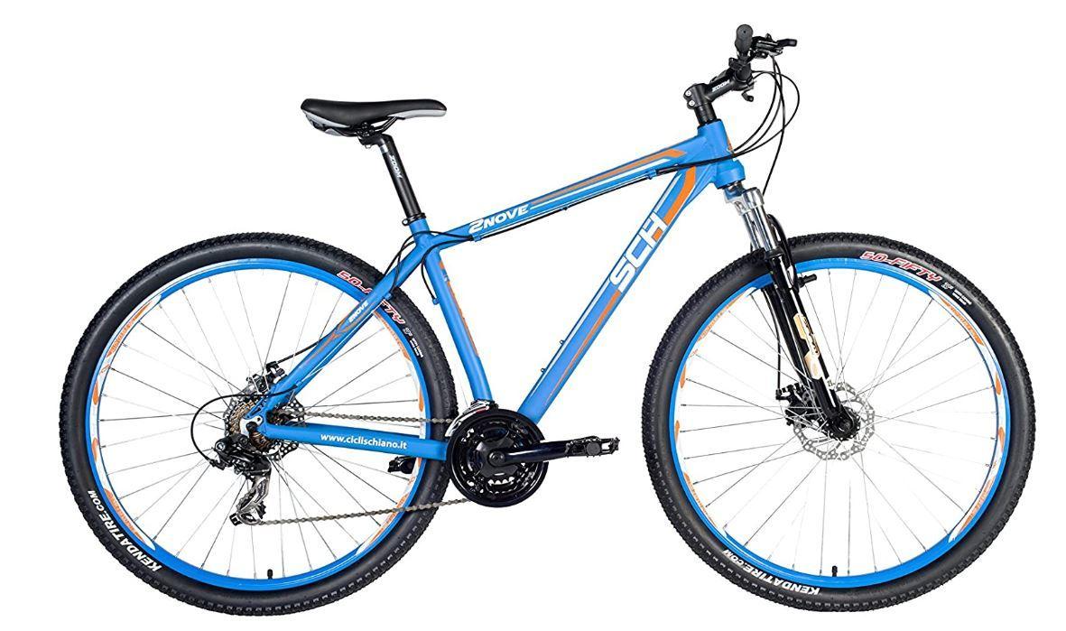MTB SCHIANO - Noleggio bici Novara