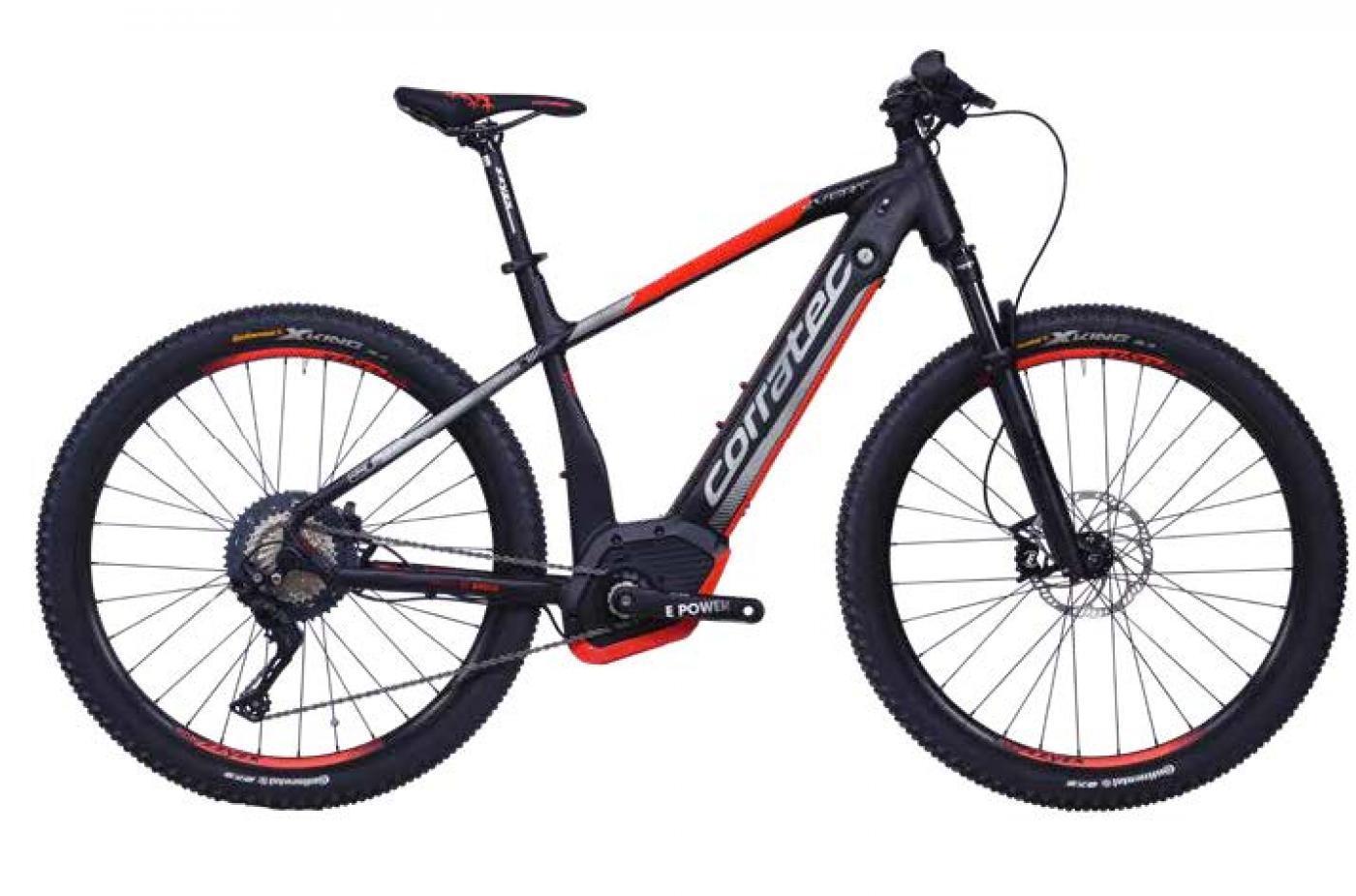 Noleggio bici Corratec E-Mtb X Vert PRO 650B Gent - Alto Adige