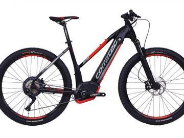 Affitto con pagamento online: Noleggio bici Corratec E-MTb X Vert PRO 650B (Donna) - Alto Adige