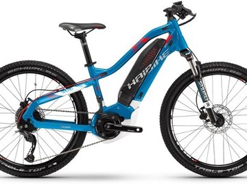 Affitto con pagamento online: Noleggio bici Haibike SDuro Hardfour 2.0 (Junior) - Alto Adige