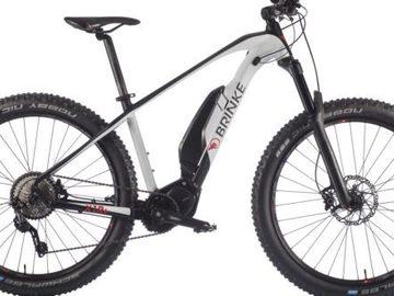 Affitto con pagamento online: E-MTB BRINKE XFR+ - Noleggio bici Bibione