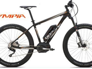 Affitto con pagamento online: OLYMPIA PERFORMER 27'' - Noleggio bici Bibione