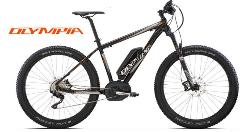 OLYMPIA PERFORMER 27'' - Noleggio bici Bibione