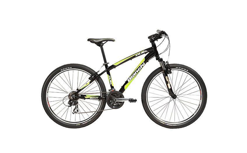 Noleggio bici Hardtail Mid BIANCHI DUEL 29 - Trentino