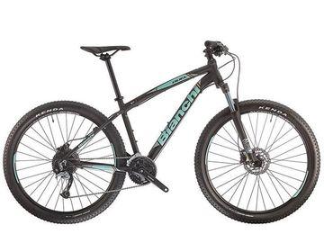 Affitto con pagamento online: Noleggio bici Hardtail Mid BIANCHI DUEL 29 - Trentino
