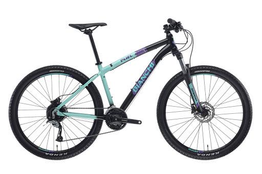 Noleggio bici Hardtail Mid BIANCHI DUEL 27.5 - Trentino