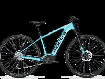 Affitto con pagamento online: E-BIKE FOCUS - Noleggio bici Gabicce Monte, PU