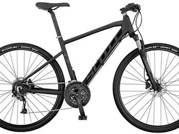 Affitto con pagamento online: SCOTT SUBCROSS - Noleggio bici Gabicce Monte, PU