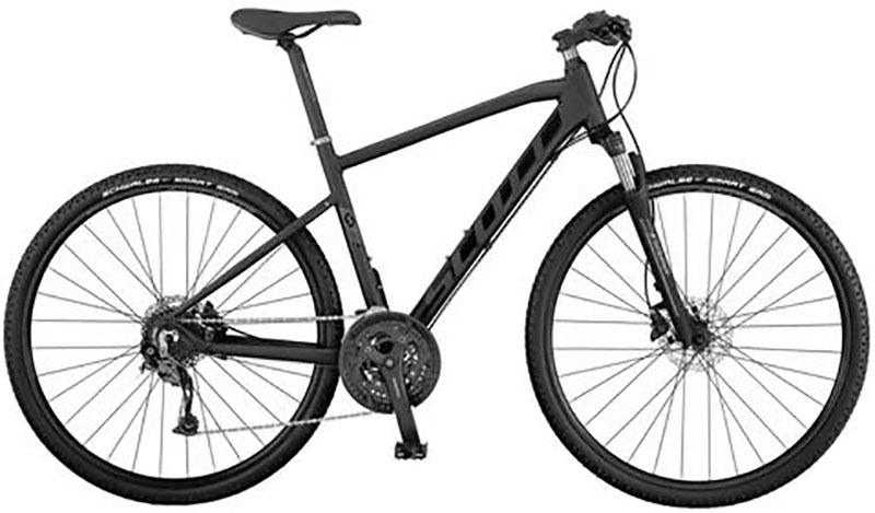 SCOTT SUBCROSS - Noleggio bici Gabicce Monte, PU