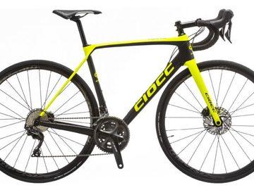 Affitto con pagamento online: CIOCC ROAD BIKE - Noleggio bici Gabicce Monte, PU