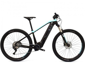 Affitto con pagamento online: Noleggio E-Bike Front BIANCHI T-TRONIK SPORT 9.2 - Trentino