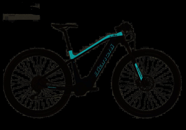 Noleggio E-Bike Front BIANCHI T-TRONIK SPORT 9.2 - Trentino
