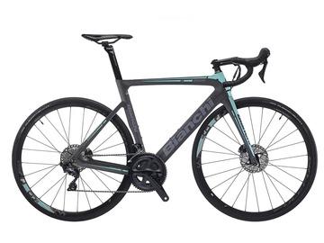 Affitto con pagamento online: Noleggio Bici da Corsa BIANCHI ARIA DISC - Trentino